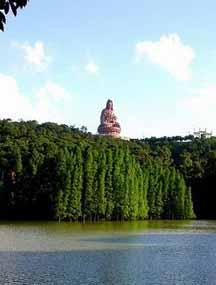 广东省佛山西樵山国家地质公园