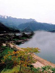 重庆黔江小南海国家地质公园